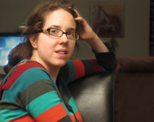 Claudie Arseneault, author of Seida the Fairy-Troll